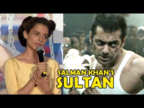 Kangana Reveals Why She REJECTED Salman Khan's SULTAN