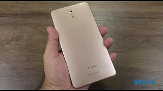 Coolpad Mega 2.5D review, unboxing, performance, gaming in 4 minutes