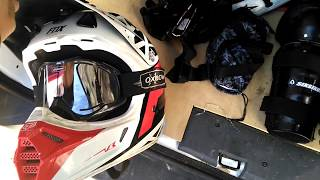Casque Cross Scorpion
