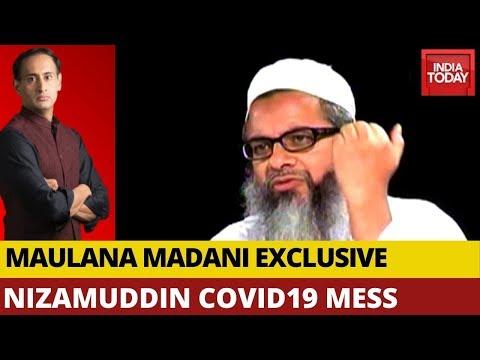 Jamiat Ulema-e-Hind Chief, Maulana Mahmood Madani Exclusive On Nizamuddin Markaz COVID 19 Mess