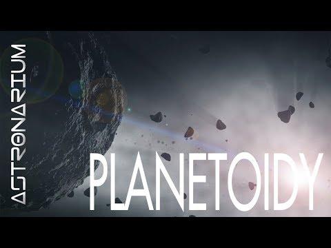Planetoidy (asteroidy) - Astronarium odc. 53
