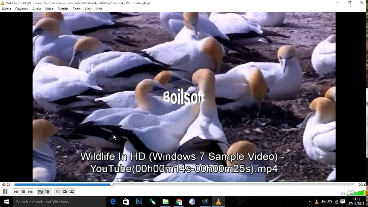 How to cut videos in windows 10/8/7 - YouTube