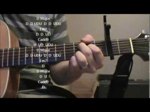 How To Play Strumming Pattern With Guitar Chords To The Other Side