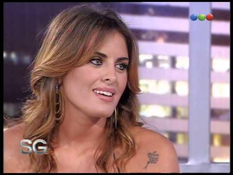 Silvina Luna, una rosarina con alma de artista - Susana Giménez 2007 thumbnail