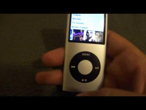 iPod Nano 4th Generation 16GB Review