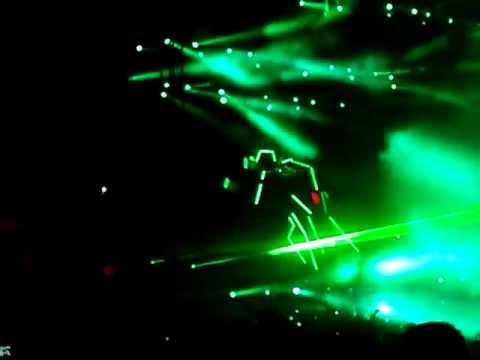 Download Skrillex The Mothership Tour en Monterrey 2012