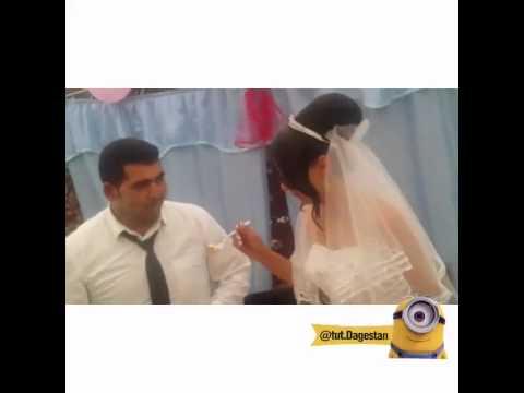 Жених ударил невесту в день свадьбы😱