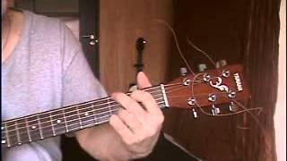 Как играть на гитаре: Романс (Пикник) + бонусом Граф Д