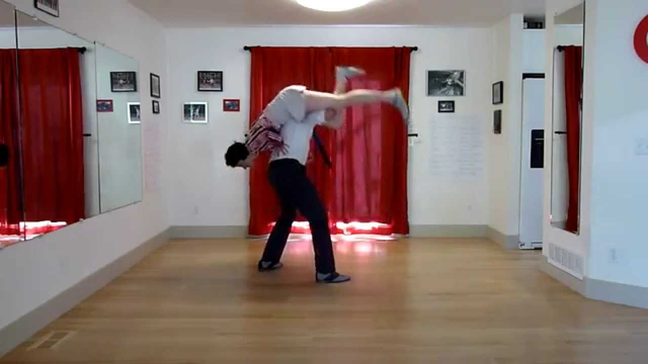 The Snatch | Swing Dance Aerial Breakdowns (Lesson 15 ...