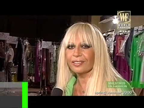 The History of Donatella Versace - Sexy Elegance - Part 3