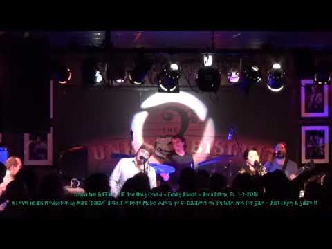 Donna the Buffalo – Complete Show – Funky Biscuit – Boca Raton, Fl  1- 3- 2018