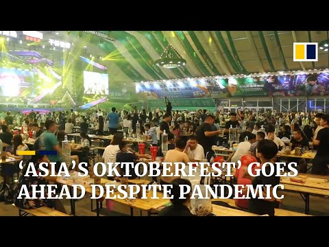 wine article Asiaaposs Oktoberfest Goes Ahead In Qingdao As China Coronavirus Case Numbers Stay Low