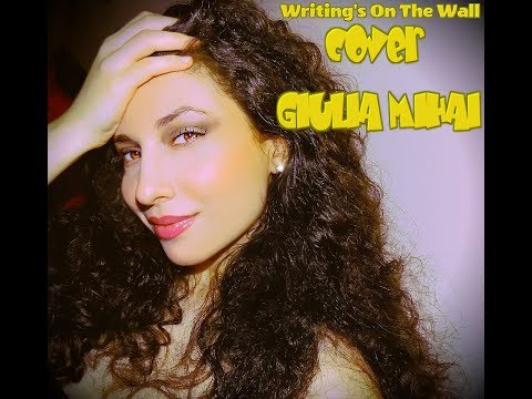 Giulia Mihai - Writing's On The Wall - Cover ( In My Style )