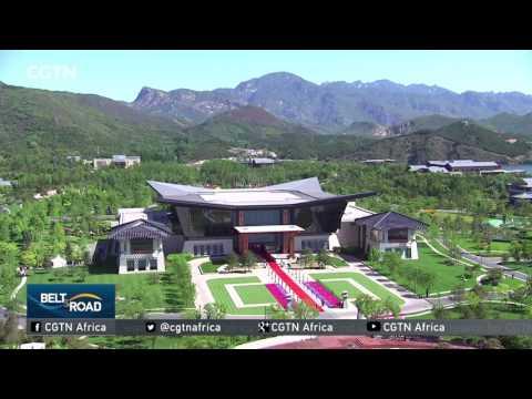 Belt & Road Forum: China and Kenya agree to boost economic partnership