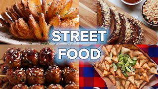11 Street Food Recipes You Can Make At Home • Tasty