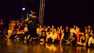 Marta Anton y El Gallego Manolo - Roma Tango Festival 2014