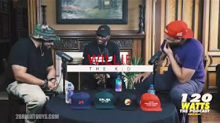 willie The Kid interview