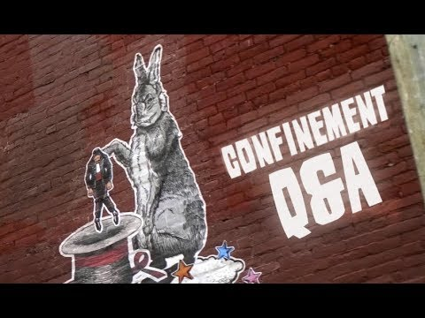 Confinement Q&A With Lord Bung: Behind The Scenes