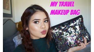 My Travel Makeup Bag + Essentials | BeatsByLups