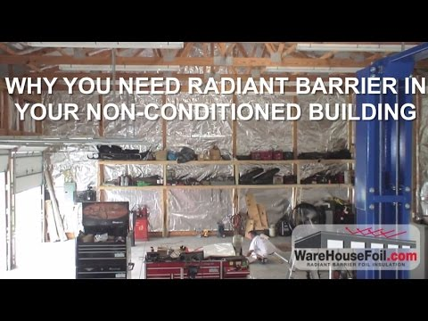 Metal Building Insulation - WareHouseFoil.com