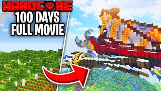 I Survived 100 Days on Modded Hardcore Minecraft - Skyes