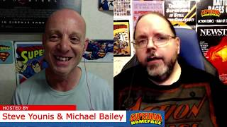 Your Live Superman Show - WGBS TV Live! (October 15, 2019)