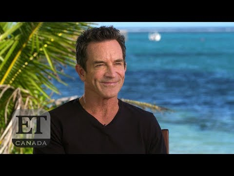 Jeff Probst Shares What It Feels Like To Watch 'Survivor' As A Host