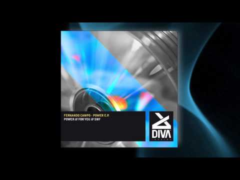 Fernando Campo - Power (Original Mix) [Diva Records (Italy)]