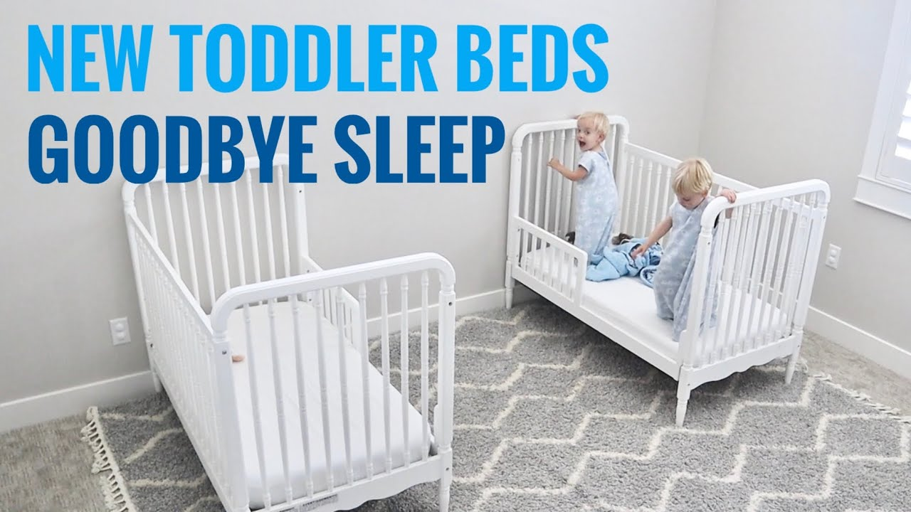 New Toddler Bed Surprise - It's Broken