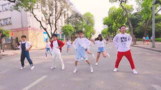 [KPOP IN PUBLIC] LADY - EXID | Dance Cover by #HUDENCrew From Vietnam
