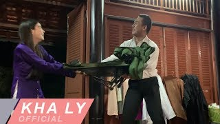 Kha Ly giành ghế với Lương Thế Thành và bị úp sọt hậu trường phim Dâu Bể Đường Trần