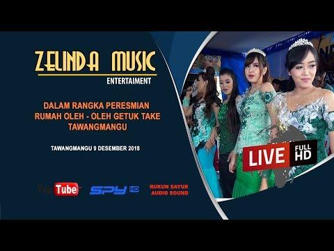 LIVE  SHOW ZELINDA MUSIK DI TAWANGMANGU 9 DESEMBER 2018