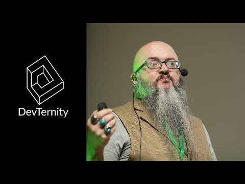 🚀 DevTernity 2017: Ian Cooper - TDD, Where Did It All Go Wrong