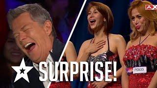 Sex Bomb Surprise! The Miss Tres Audition On Asia's Got Talent | Got Talent Global