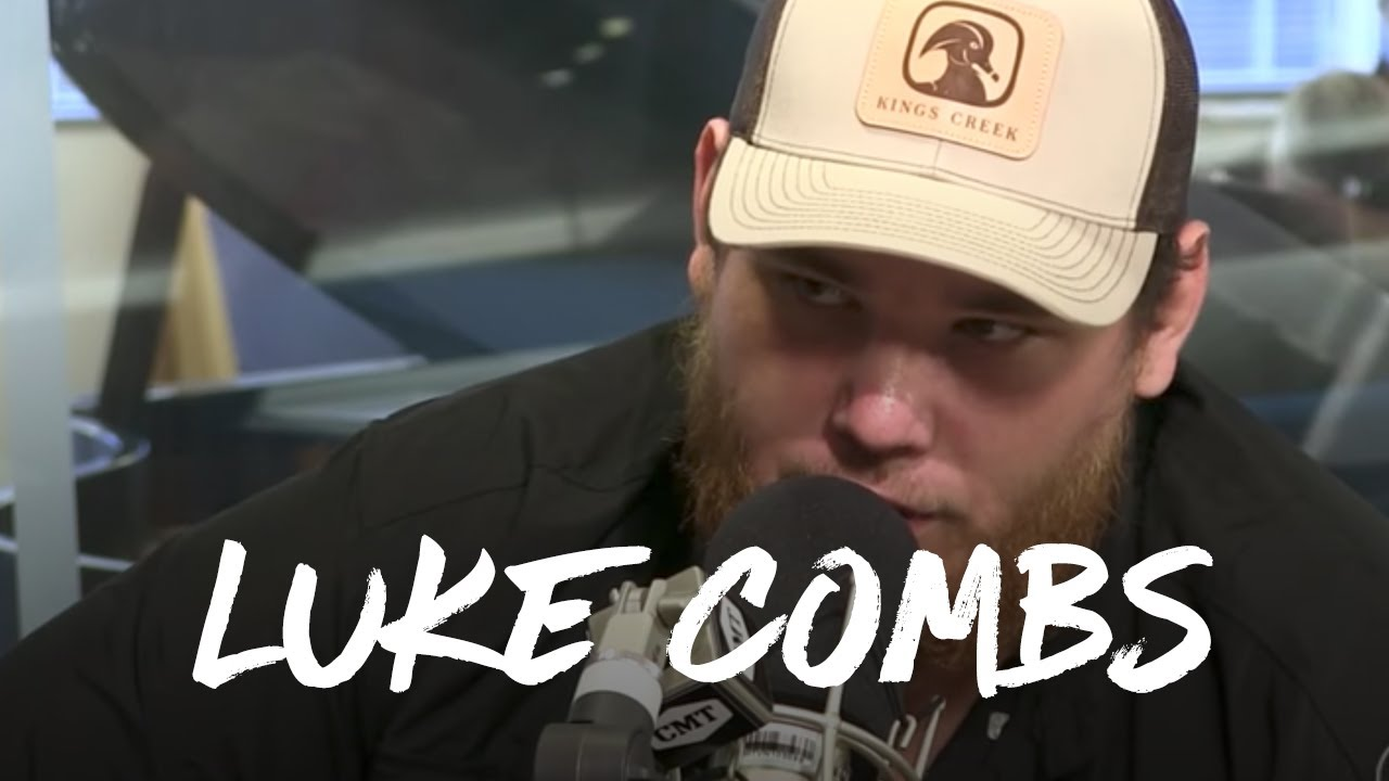 Luke combs recalls meeting brooks dunn youtube luke combs recalls meeting brooks dunn m4hsunfo