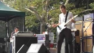 """Louisiana"" by the Walkmen @ Central Park Summerstage"