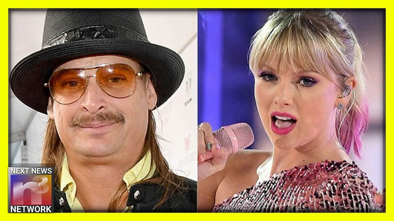 KID ROCK Gives BRUTAL Explanation Of Why Taylor Swift Is Turning More LIBERAL Every Day