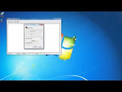 Serial terminal software for windows 7