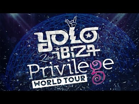 OBEK at YOLO @ PRIVILEGE IBIZA - OFFICIAL WORLD TOUR By POSITIVAGENCY