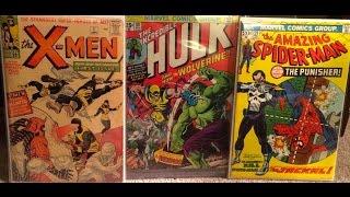 My Top 25 Key Comic Books