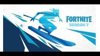 Fortnite Battle Royale Offene Lobby XBOX ONE. Meine Herausforderungen bis Saison 7 abschließen.