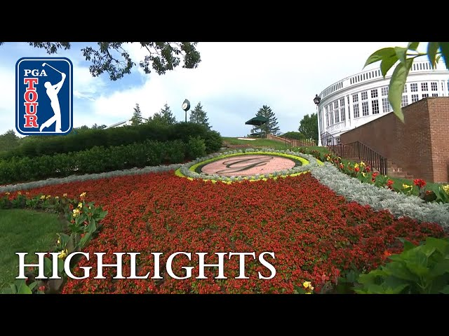 Highlights | Round 1| The Greenbrier 2018