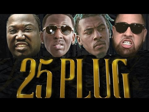 Project Pat - 25 Plug ft. Young Dolph x Big Trill x Coca Vango