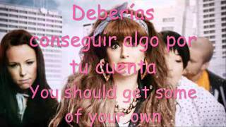 Cher Lloyd- Swagger Jagger (Subtitulada en español-ingles)
