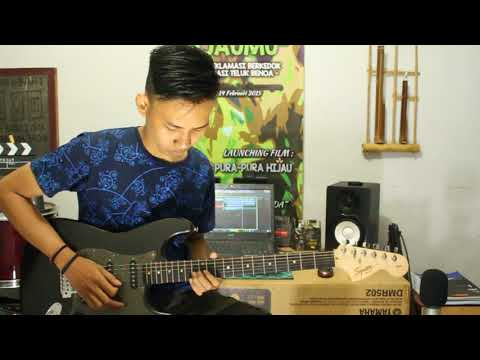 Superman Is Dead - Pulang (Guitar Cover)
