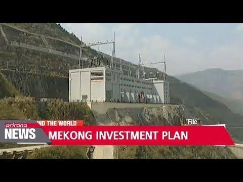 6 Mekong countries adopt multi-billion dollar investment plan