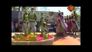 TRIBAL DANCE BASANTA UTSAB JHARGRAM