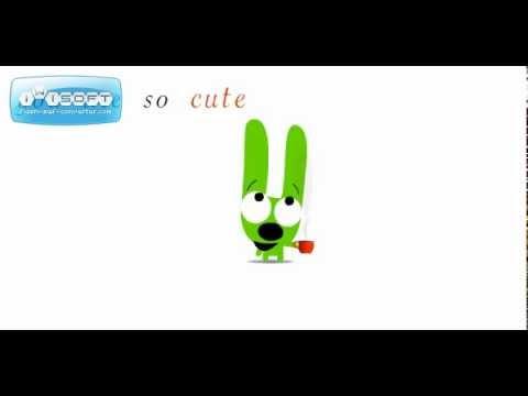 "Hoops & Yoyo ""So cute"""