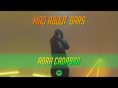 Abra Cadabra - Mad About Bars w/ Kenny Allstar (Spotify Special) | @MixtapeMadness