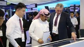 Huawei at GITEX Technology Week 2017 – Day 1 Highlights